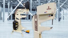 floor mounted machine